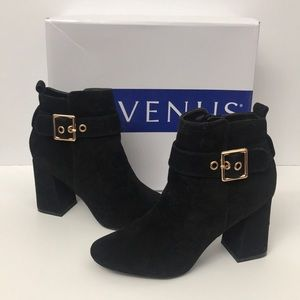 VENUS WOMENS ANKLE BOOTIES